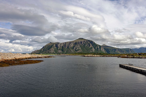 An der Antlantkiroute südlich von Kristiansund