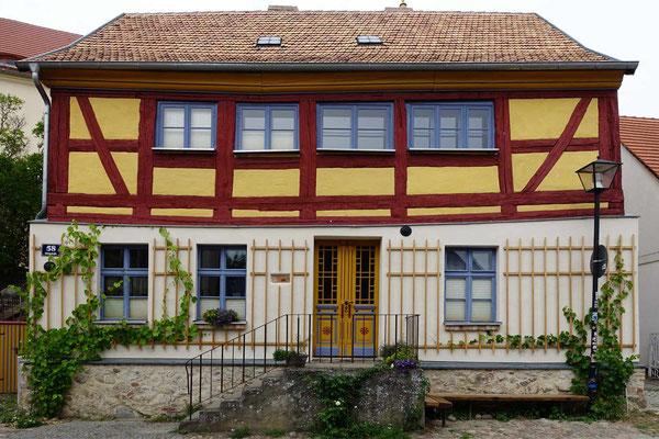 Interessantes Fachwerkhaus in Buckow
