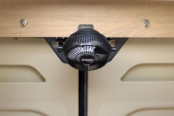 12V-USB Ventilator: Leistungsstark und sehr leise