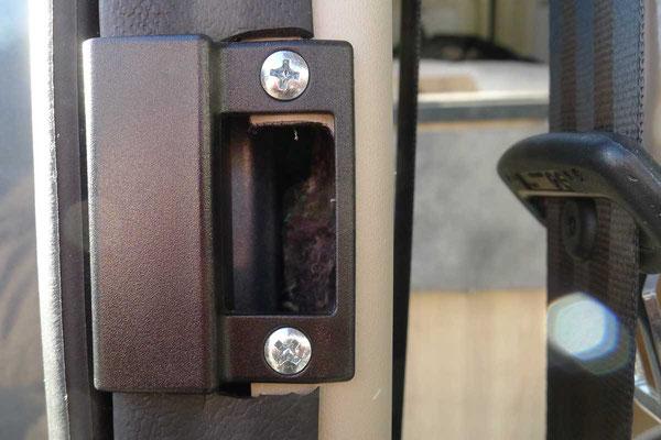 HeoSafe Zusatzschloss Fahrerkabine