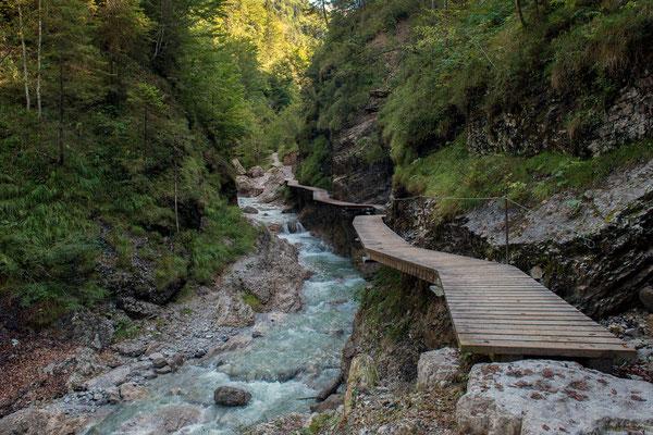 Griesbachklamm, Österreich