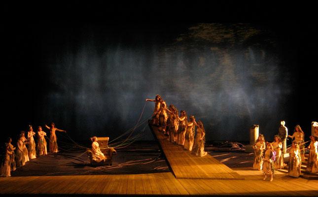 Vaisseau Fantôme-Mars 2007 © Joël Fabing