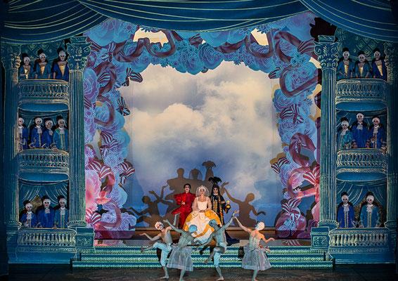 Dardanus © Jean-Pierre Boisseau pour l'Opéra National de Bordeaux