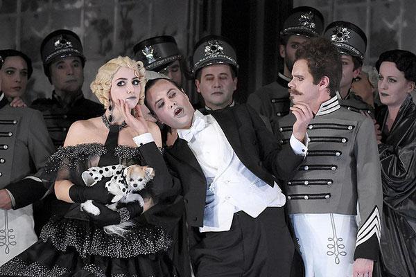 Ciboulette - avril 2015 (c) Vincent Pontet pour l'Opéra Comique