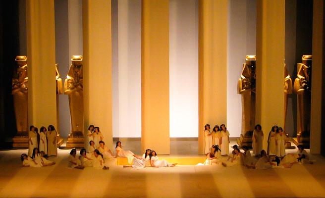 Aïda- Novembre  2008 © Joël Fabing