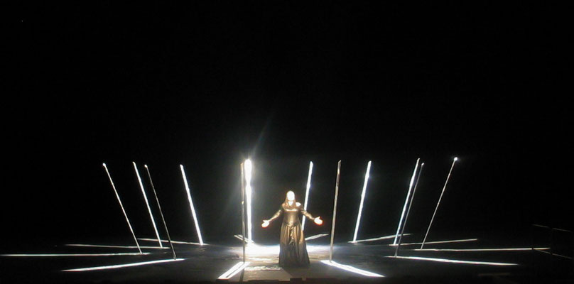 Macbeth- Février 2008 © Joël Fabing