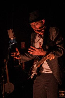 Dada Blues- nov 2013 (c) Dominique Tiberi