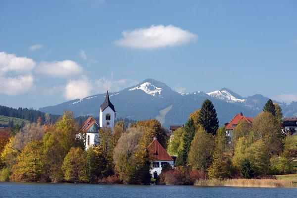 Weissensee Oberkirch