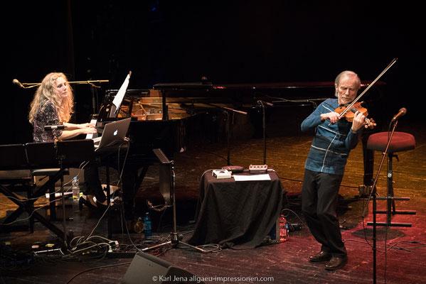 Jean Luc Ponty & Clara Ponty Quartet im Stadttheater in Kempten