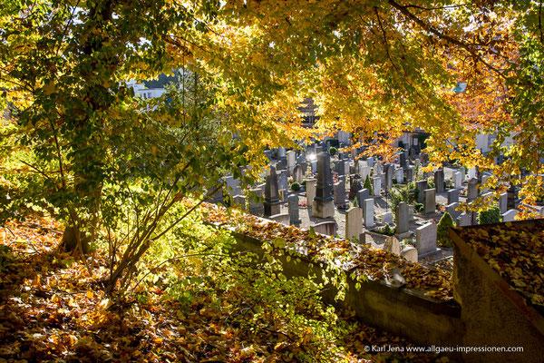 Evangelischer Friedhof
