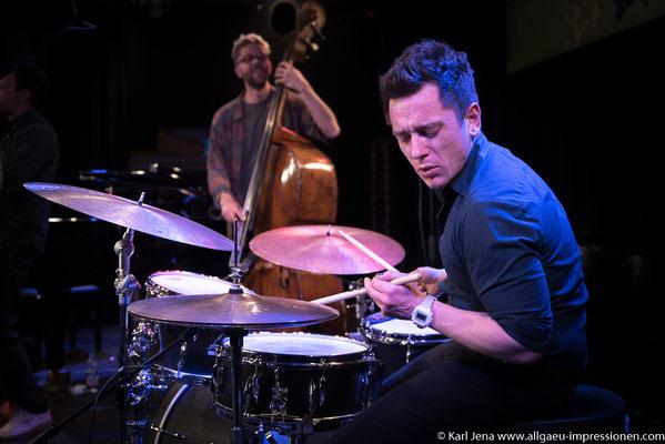 Drummer von PANZULU, Philipp Scholz