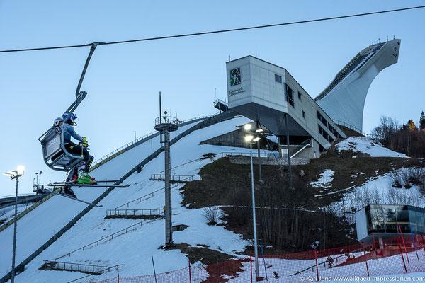 Olympiaschanze Garmisch-Partenkirchen