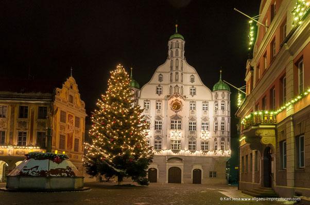 Rathaus und Steuerhaus Memmingen