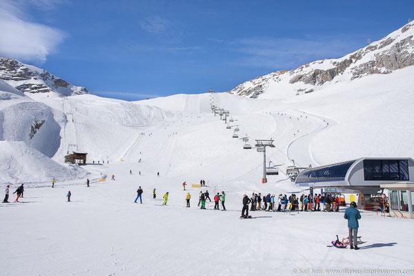 Garmisch Partenkirchen, Zugspitzplatt