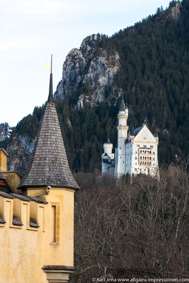 Hohenschwangau, Neuschwanstein