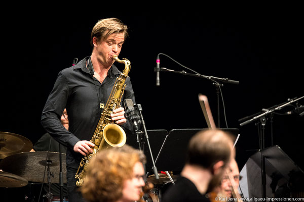 Marius Neset mit der Bayerischen Kammerphilharmonie, Viaduct