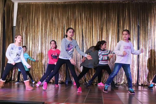 Tanzgruppe BGO, Foto: Stefan Markus