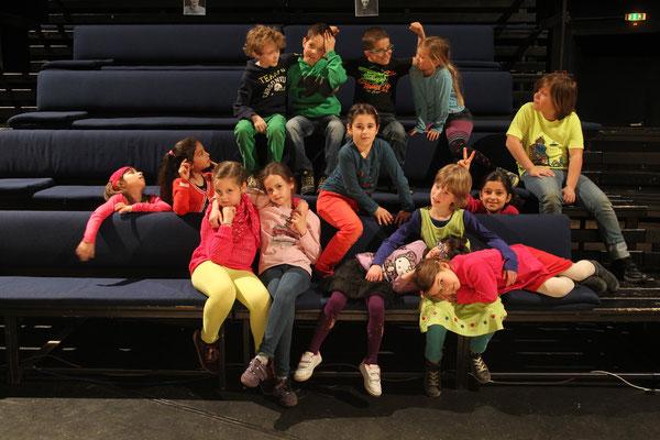 """Mein Freund Oskar"", Theater Bremen / BGO, Foto: Jörg Landsberg"