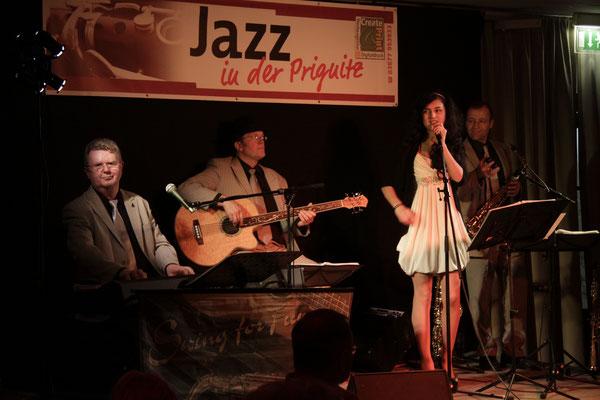 Jazzabend im Kultur- und Festspielhaus Wittenberge