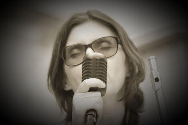 Sängerin Anne-Wiebke Willsch aus Rostock