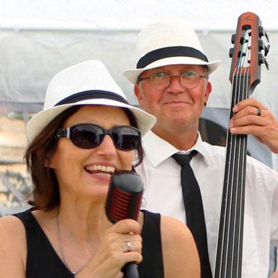 Hochzeitsmusik - Swingmusik und Gute-Laune-Jazz