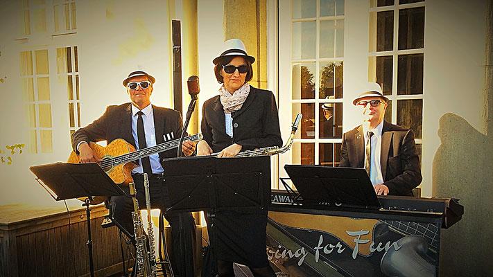 Jazz Music am Schloss Hasenwinkel