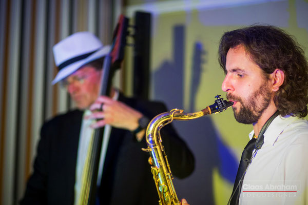 chilliger Jazz zum Haerings Hearing in der Hansestadt Stralsund