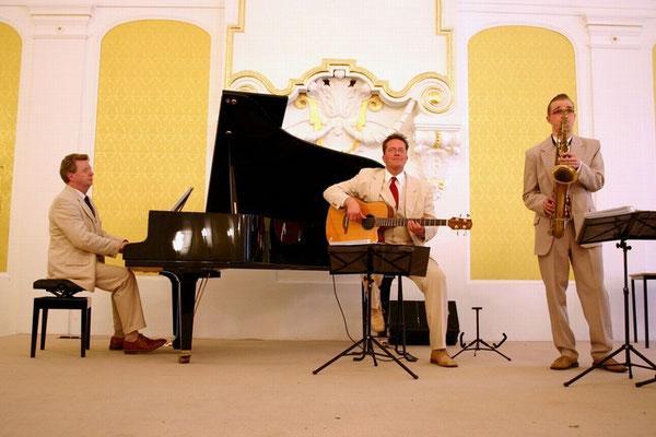 Jazz Trio im Rathaus Rostock