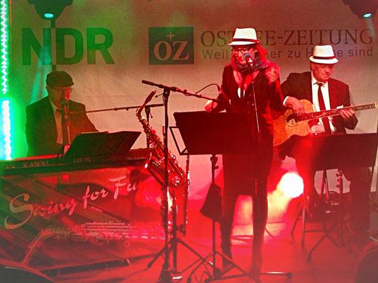 Jazzabend zur Warnemünder Woche in Warnemünde