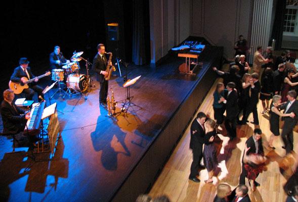Livemusik zum Tanz in Greifswald