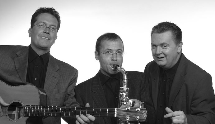 Jazzband Swing for Fun - instrumentales Trio