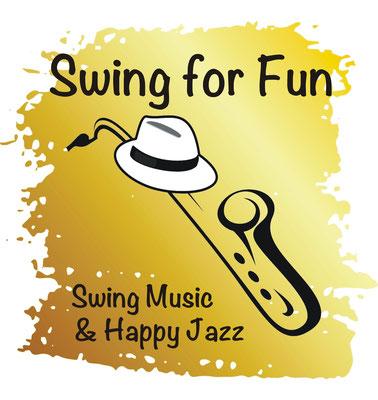 Logo Swing for Fun - Jazzband