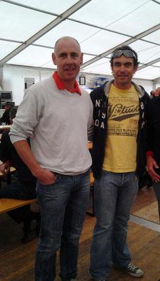 Begegnung mit Marcel Wüst - Tannheimer Radmarathon