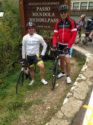 Mendelpass Südtirol - 1000 hm