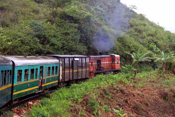 jungleexpress, train from Fianarantsoa to manakara