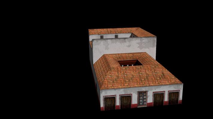 DOMUS_SCAPE3D: ricostruzione virtuale 3d.