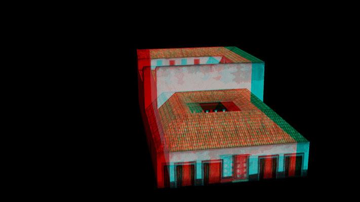 DOMUS_SCAPE3D: fotogramma per una visione tridimensionale.