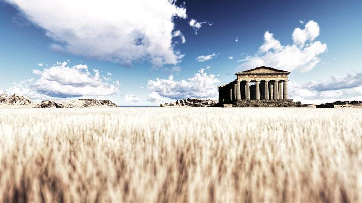 SCAPE3D_Magna Grecia: vista paesaggistica