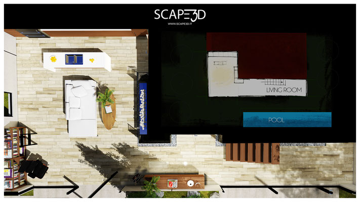 LOFT: plan and sketch_SCAPE3D