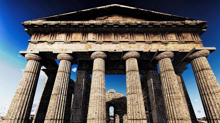 SCAPE3D_Magna Grecia: vista esterna
