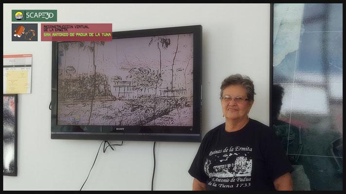 SCAPE3D _Reconstrucción virtual de la Ermita: San Antonio de Padua de la Tuna.  Isabela, Puerto Rico. VIDEO