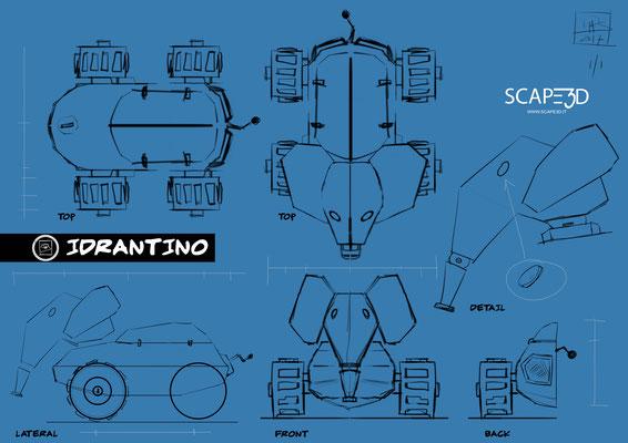 IDRANTINO SCAPE3D_PROJECT