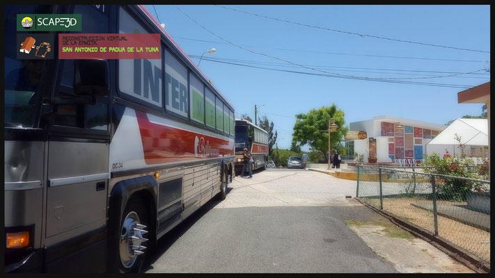 SCAPE3D _Reconstrucción virtual de la Ermita: San Antonio de Padua de la Tuna.  Isabela, Puerto Rico.