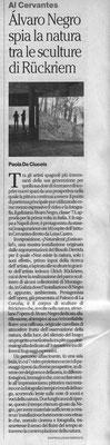 Il Mattino, 12.12.2012