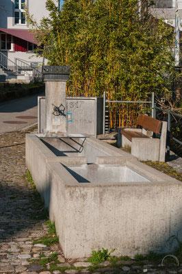 Dorfbrunnen Stettbach