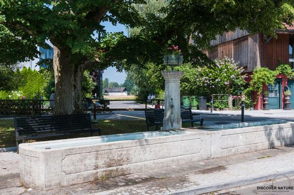 Dorfbrunnen Hermikon