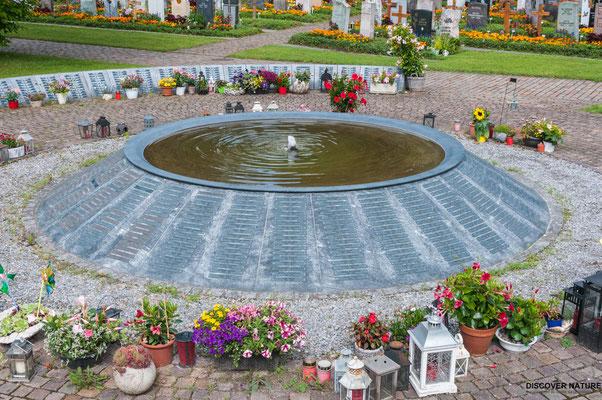 Brunnen Friedhof