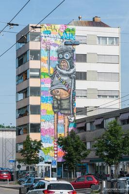 Gebäude Haltestelle Neuaffoltern (Zürich)