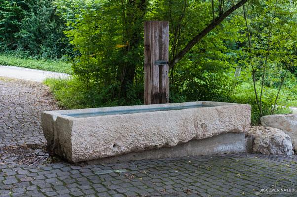 Dorfbrunnen Geeren
