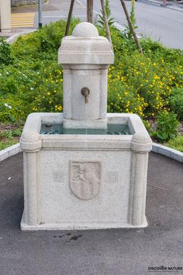 Brunnen Bahnhofstrasse